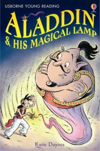 фото-Aladdin and His Magical Lamp 1 +CD (U)