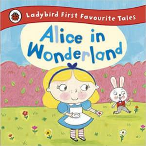 Alice in Wonderland. Ladybird Fir