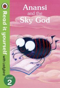 foto - Anansi and the Sky God