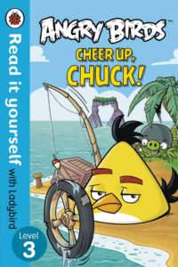 Angry Birds Cheer Up, Chuck