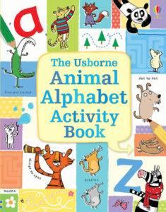 foto - Animal Alphabet Activity Book