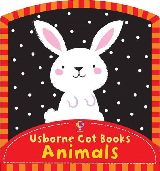 Animals cot book