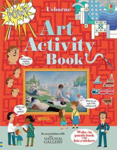 foto - Art Activity Book