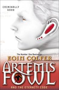 foto - Artemis Fowl and the Eternity Code