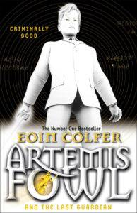 foto - Artemis Fowl and the Last Guardian