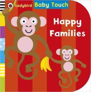 Baby Touch Happy (Novelty Book)