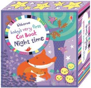 foto- Baby's very first cot book Night time