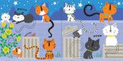 foto - baby's very first fingertrail play book cats and dogs 2