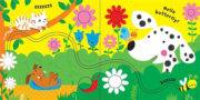 foto - baby's very first fingertrail play book cats and dogs 3