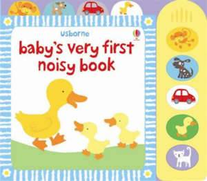 foto - Baby's very first noisy book