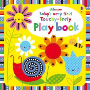 foto- Baby's very first touchy-feely play book