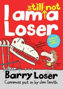 Barry foto - Loser I am Still Not a Loser