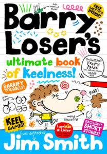 Barry Loser's foto - Ultimate Book of Keelness